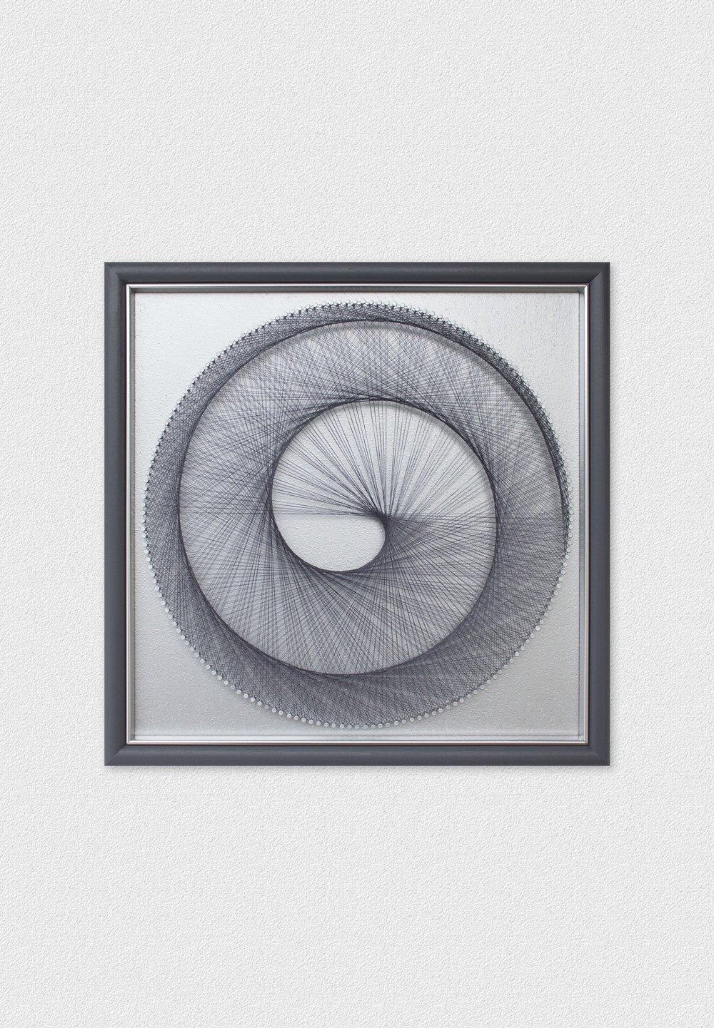 Geometry Art Spiral