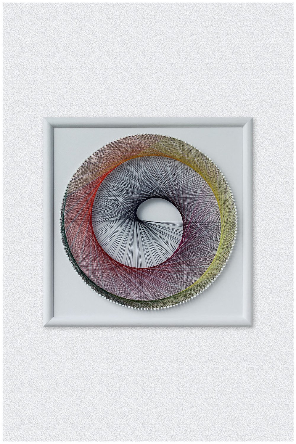 Wall Art in Chakra Colors