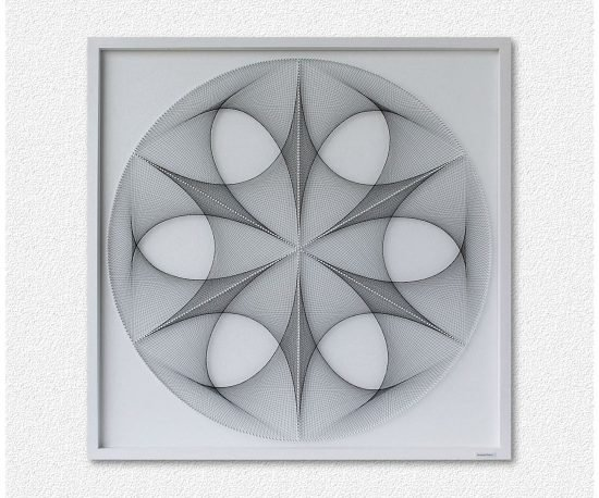 Large Wall Art White