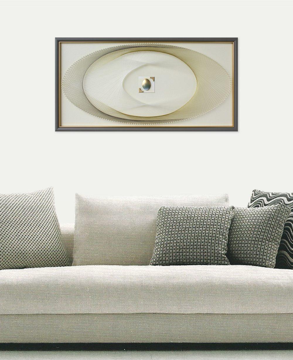 3D Artwork for Living Room
