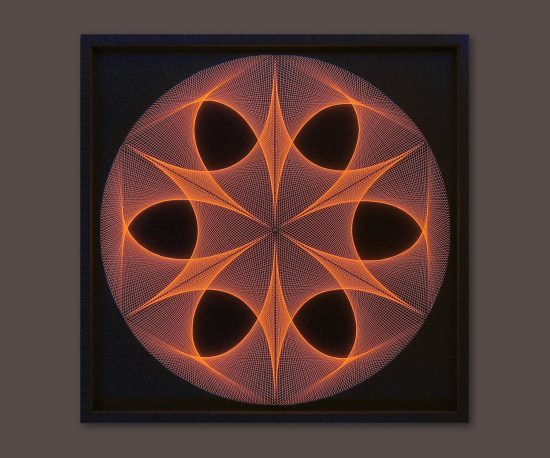 Zen Wall Decor Neon Art